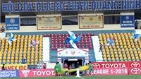 V-League bị tác động bởi EURO