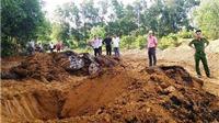 Formosa chôn lấp 100 tấn chất thải: Vi phạm pháp luật về môi trường
