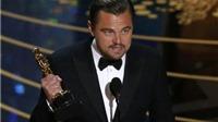 41 tuổi, Leonardo DiCaprio vẫn được yêu thích nhất tại Teen Choice Awards