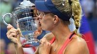 Kerber - ngôi sao mới của làng quần vợt nữ thế giới