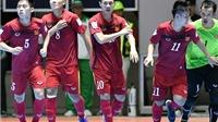 Cộng đồng mạng nức lòng với chiến thắng lịch sử của ĐT futsal Việt Nam trước Guatemala