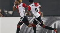 TRANH CÃI: Bàn thắng của Feyenoord vào lưới Man United là việt vị?
