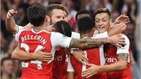 ĐIỂM NHẤN Arsenal 3-0 Chelsea: Sanchez là Henry mới. Chelsea thủ thế này thì 'chết'