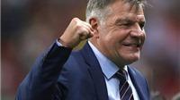 10 lí do 'ĐẶC BIỆT' để Sam Allardyce là HLV xuất sắc nhất mọi thời đại của đội tuyển Anh