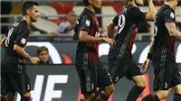 Milan 4-3 Sassuolo: Ghi 3 bàn trong 8 phút, Milan ngược dòng ngoạn mục