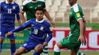 Thái Lan dừng mọi hoạt động bóng đá để tưởng nhớ Quốc vương Bhumibol Adulyadej
