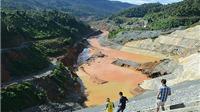 Quảng Nam: Dân vùng hạ du khẩn trương đối phó với lũ do nhà máy thủy điện xả nước