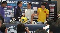 HLV Malaysia thừa nhận thua Việt Nam một cách 'tâm phục khẩu phục'