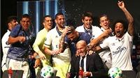 Real Madrid: Đừng đổ vỡ như trong quá khứ