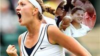 Petra Kvitova bị tấn công bằng dao: Nỗi ám ảnh Monica Seles