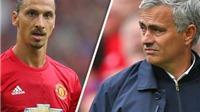 Mourinho DỰ ĐOÁN gì về tương lai của Ibrahimovic ở Man United?