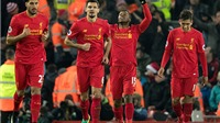 Đè bẹp Stoke, Liverpool tái chiếm ngôi nhì
