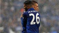 Leicester áp đảo đội hình gây thất vọng nhất ở Premier League mùa này