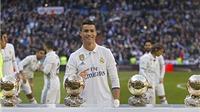 Khi Ronaldo không ngừng tiến hóa