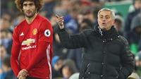 Man United gia hạn hợp đồng với Fellaini: Kép phụ cũng có giá của kép phụ