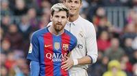 Ronaldo xuất sắc nhất thế giới? Messi nhất thiên hà!