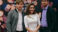 Ca sĩ Nguyễn Ngọc Anh 'kết duyên' cùng Tô Minh Đức trong 'Khúc Xuân yêu thương'