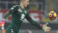 Bravo chơi dở, Man City vẫn làm ngơ với Joe Hart dù liên tục tỏa sáng ở Serie A