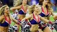 Ngắm dàn hoạt náo viên bốc lửa tại sự kiện Super Bowl lần thứ 51