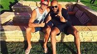 Bạn trai thân nhất của Ronaldo bất ngờ bị bỏ tù