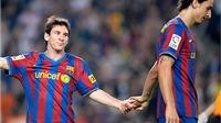Vì sao Messi không hợp Ibrahimovic?