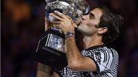 Tennis ngày 14/2: Roger Federer tiếp tục thăng hạng. Hoàng Nam gặp khó tại Trung Quốc
