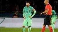 Chuyên gia đồng loạt chỉ trích Barca, Messi