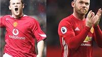 Kỷ nguyên Rooney tại Man United sắp chấm dứt: Một di sản đồ sộ trong tủ kính