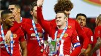 Rooney bị mỉa mai vì ăn mừng vô địch lố hơn cả John Terry