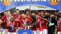 Man United: 'Đặc sản' bàn thắng muộn và phẩm chất nhà vô địch