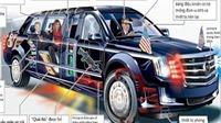 'Quái thú' siêu việt thách thức khủng bố của ông Donald Trump