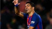 Suarez thề KHÔNG BAO GIỜ dự lễ trao giải của FIFA vì vụ cắn Chiellini