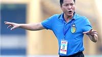 HLV Chu Đình Nghiêm và nỗi ám ảnh 5 trận chưa thắng