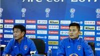 AFC Cup 2017: Than Quảng Ninh - Yadanarbon: Vươn mình ra biển lớn