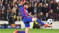 Sergi Roberto và bàn thắng của cuộc đời