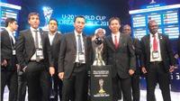 HLV U20 Việt Nam nói gì khi chung bảng với Pháp, Honduras và New Zealand?