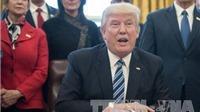 Donald Trump công bố dự thảo ngân sách liên bang: Tăng chi quân sự, giảm viện trợ