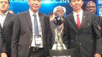 HLV Hoàng Anh Tuấn: 'U20 Việt Nam rất cần sự chia sẻ'