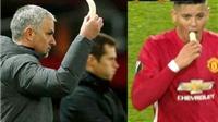Chuyện Mourinho và chuối