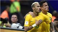 """6h00 ngày 24/3, Uruguay – Brazil: Neymar đi tìm """"nạn nhân"""" ở Nam Mỹ"""