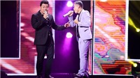 Thần tượng Bolero: Quang Lê lao lên sân khấu 'giật' thí sinh, vẫn thua Ngọc Sơn