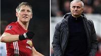 Vì sao Mourinho có thể phải trả giá vì để Schweinsteiger ra đi?
