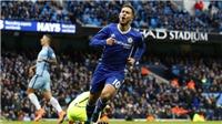 Rộ tin Eden Hazard đã đồng ý gia nhập Real Madrid