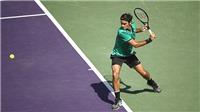 Federer lợi hại hơn với những cú trái tay