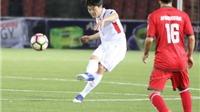 Chơi tốt ở tuyển Việt Nam, Xuân Trường sáng cửa ra mắt Gangwon