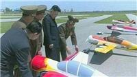 Triều Tiên có 1.000 máy bay không người lái có thể mang vũ khí hóa học, sinh học?