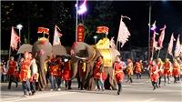 Giỗ Tổ Hùng Vương - Lễ hội Đền Hùng 2017: Sôi động Lễ hội dân gian đường phố