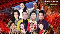 Thanh Lam hát 'Màu hoa đỏ' sau sự cố 'cấm lưu hành'