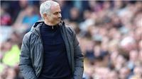 Tại sao Man United của Mourinho ghi bàn kém?