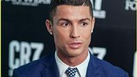 Vinh danh Cristiano Ronaldo vì những đóng góp cho các hoạt động từ thiện